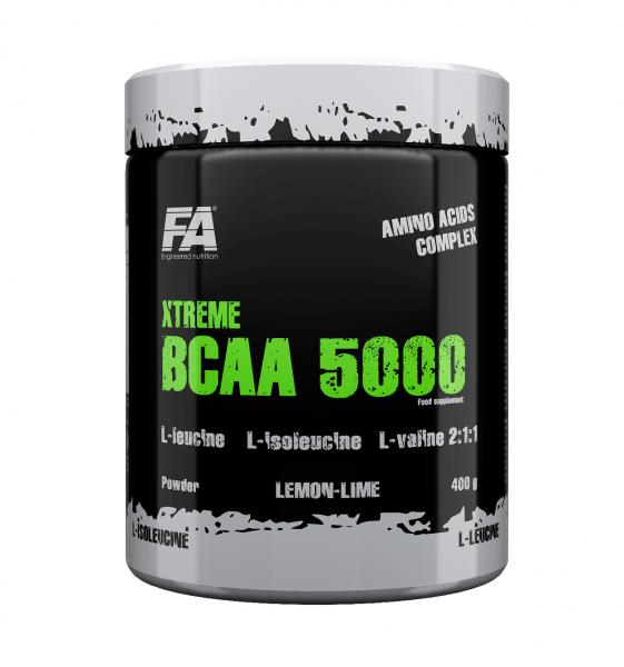 Fitness Authority BCAA5000 400g