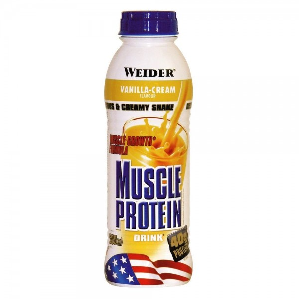 Weider Muscle Protein Drink 500ml