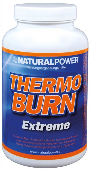 Natural Power Thermo Burn Extreme 150 Tabletten