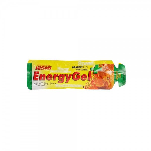 High 5 Energy Gel + Koffein 38g