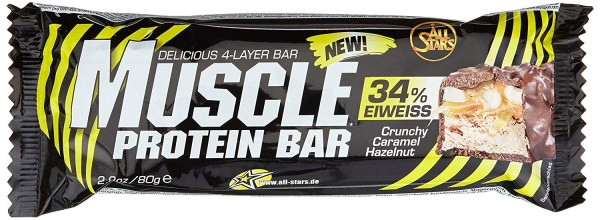 All Stars Muscle Protein Bar 80g