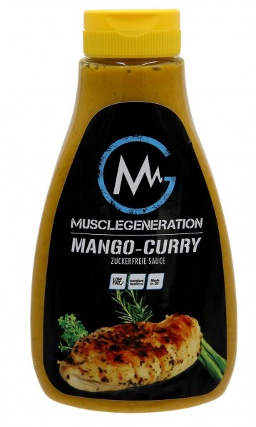 Musclegeneration Low Carb Grillsauce 425ml