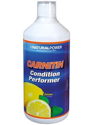 Natural Power Carnitin Condition Performer 1000ml