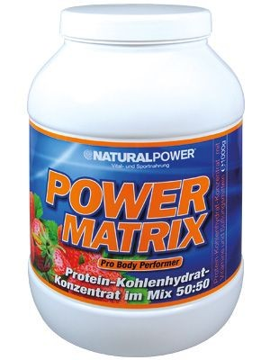 Natural Power 50+ Power Matrix 1000g
