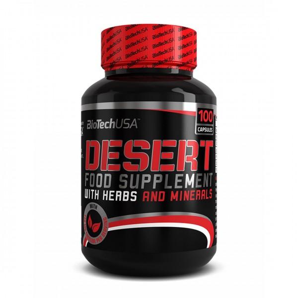 BioTech USA Desert 100 Kapseln