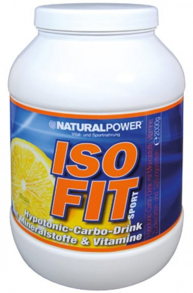 Natural Power Iso Fit Sport 2000g
