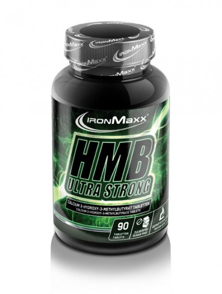 Ironmaxx HMB Ultra Strong 90 Tabletten