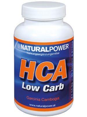 Natural Power HCA 90 Kapseln