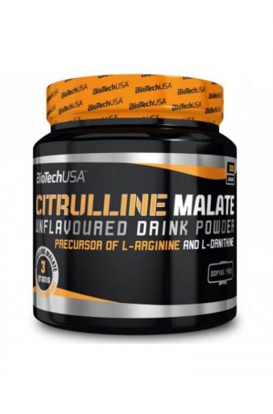 BioTech USA Citrulline Malate Powder Neutral 300g