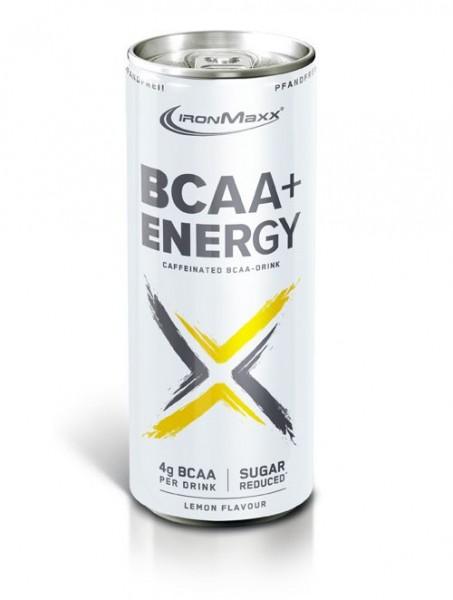 Ironmaxx BCAA+ Energy Drink 330ml