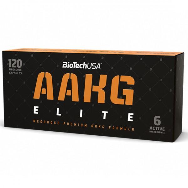 BioTech USA AAKG Elite 120 Kapseln