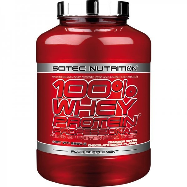 Scitec Nutrition 100 % Whey Protein Professional 2350g