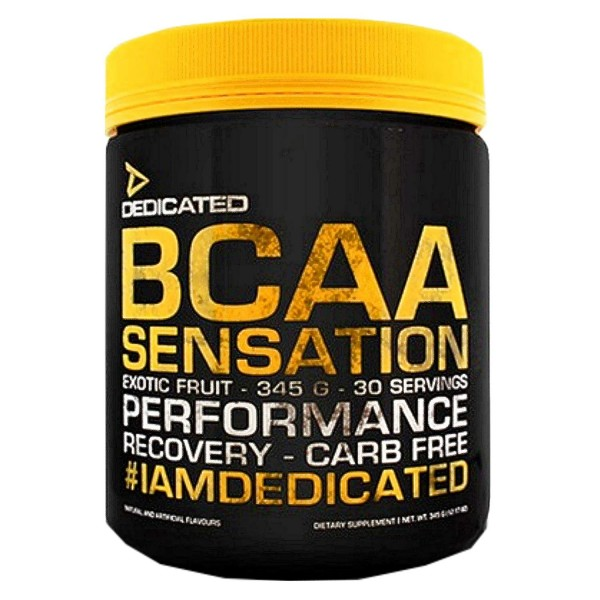 Dedicated BCAA Sensation V.2 345g