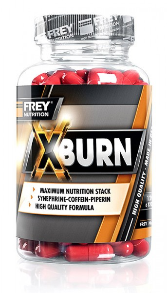 Frey Nutrition X-Burn 120 Kapseln