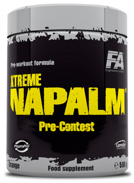 Fitness Authority Napalm 500g
