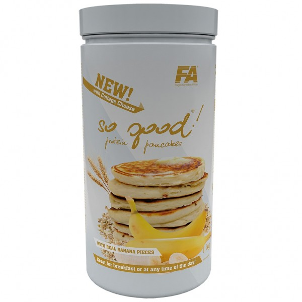 Fitness Authority So Good Pancakes