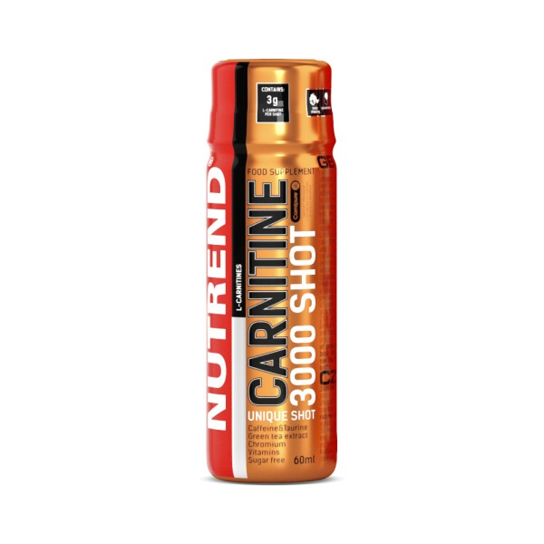 Nutrend Carnitine 3000 Shot 60ml