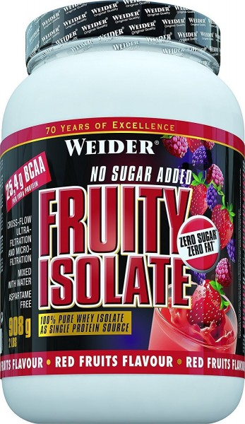 Weider Fruity Isolate 908g