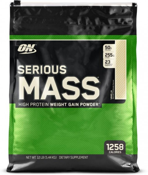 Optimum Nutrition Serious Mass 5450g