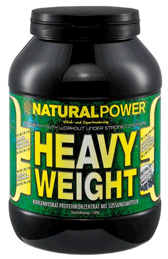 Heavy Weight 1500g