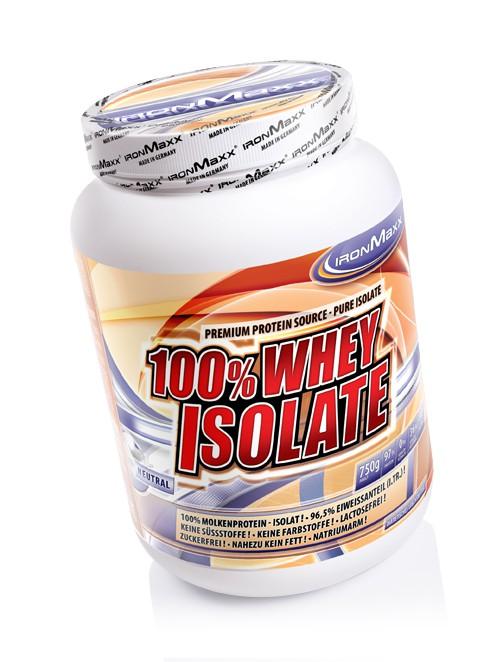 100% Whey Isolate